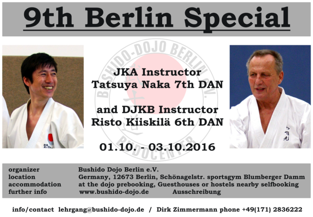 Berlin Special 2016