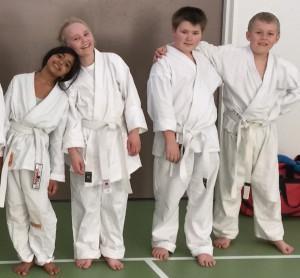 Lasten ja nuorten karate - Bushido Karate Oulu